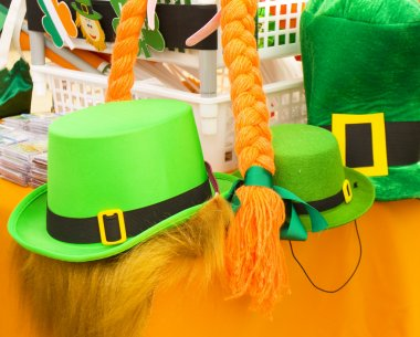 St. Patricks day in Moscow