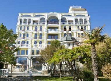 Yalta, Crimea, modern building
