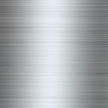 Metallic steel background