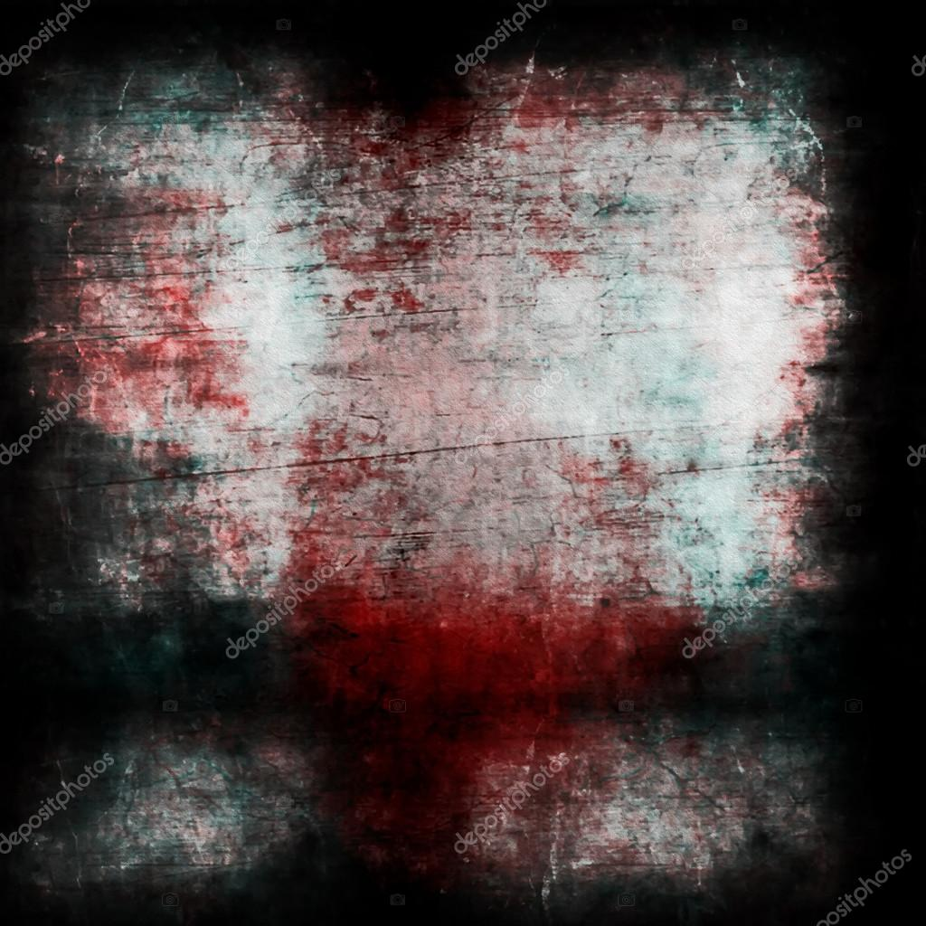 Fresh Abstract grunge horror wall red background — Stock Photo  NS15