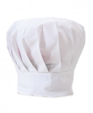 Chef's Hat on WHite
