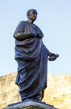 Lucius Annaeus Seneca, known as Seneca the Younger, Cordoba, Spain