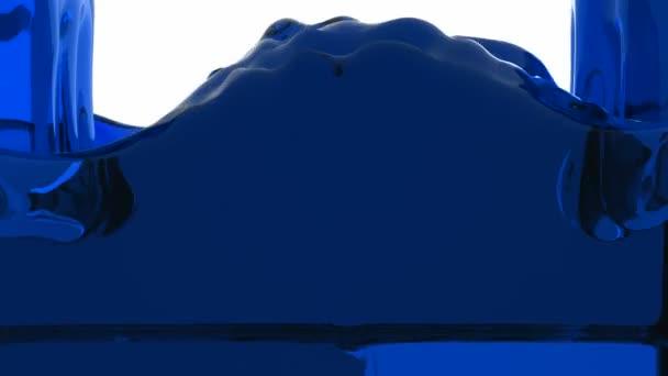 Akvarium blue