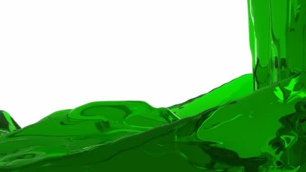 akvarium zöld 2