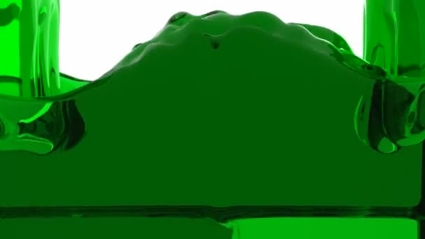 Akvarium zelená