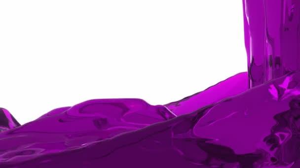 Akvarium violet 2