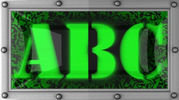ABC a led