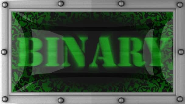 videó a bináris munkáról)
