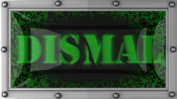 Dismal on led