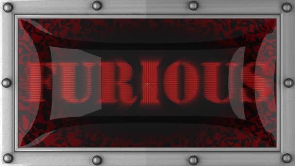 Furious on led