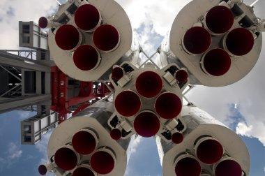 Russian Space Ship