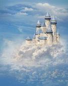 vár a felhők