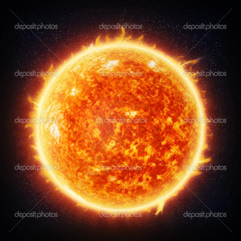 Sun und stars