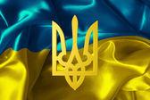 zászló Ukrajna