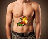 Fotografie svalnatý muž