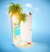 Tropisches Paradies