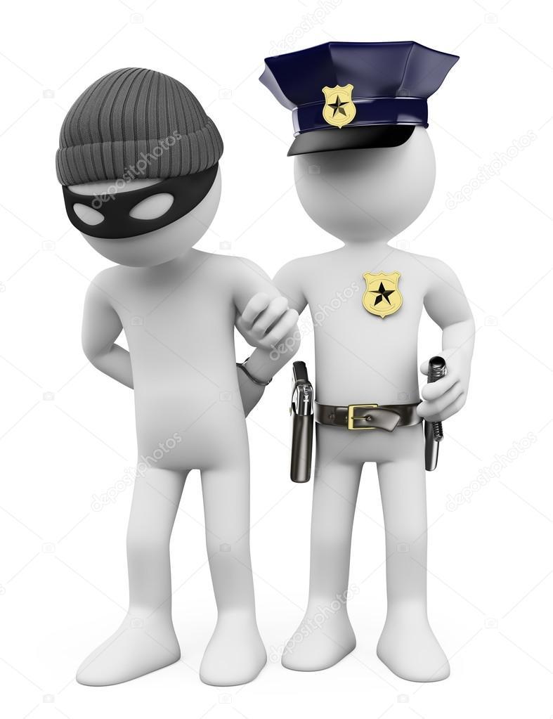 Policia e ladro