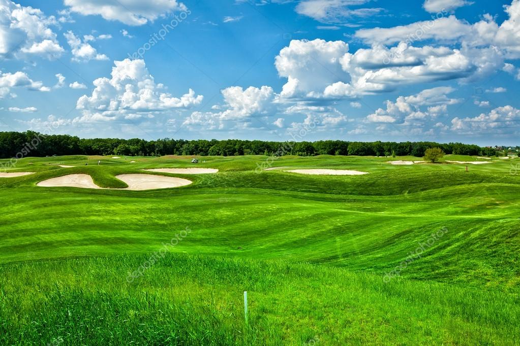 Golf Club Landscape