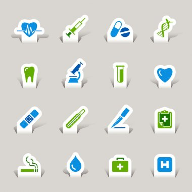 Papercut - Medical Icons