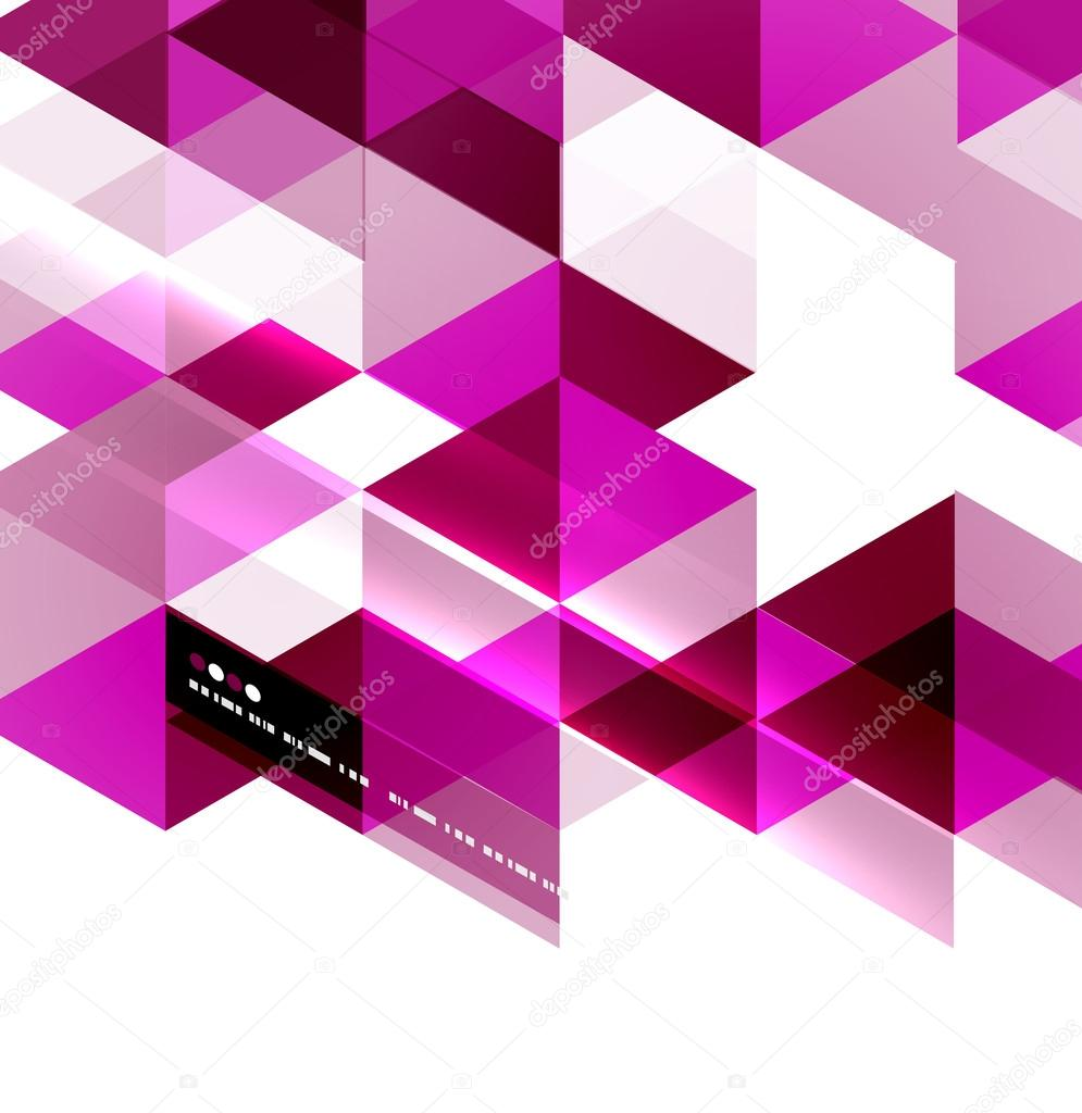 stock vector geometric background - photo #38