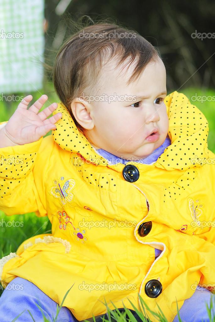 Veste jaune vif
