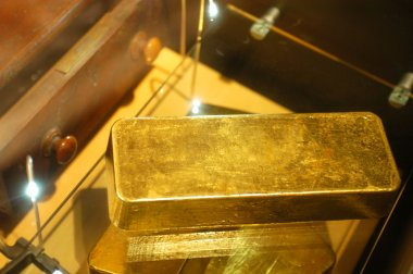 The museum of the gold of Ballarat