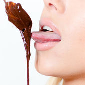 heiße Schokolade Liebe
