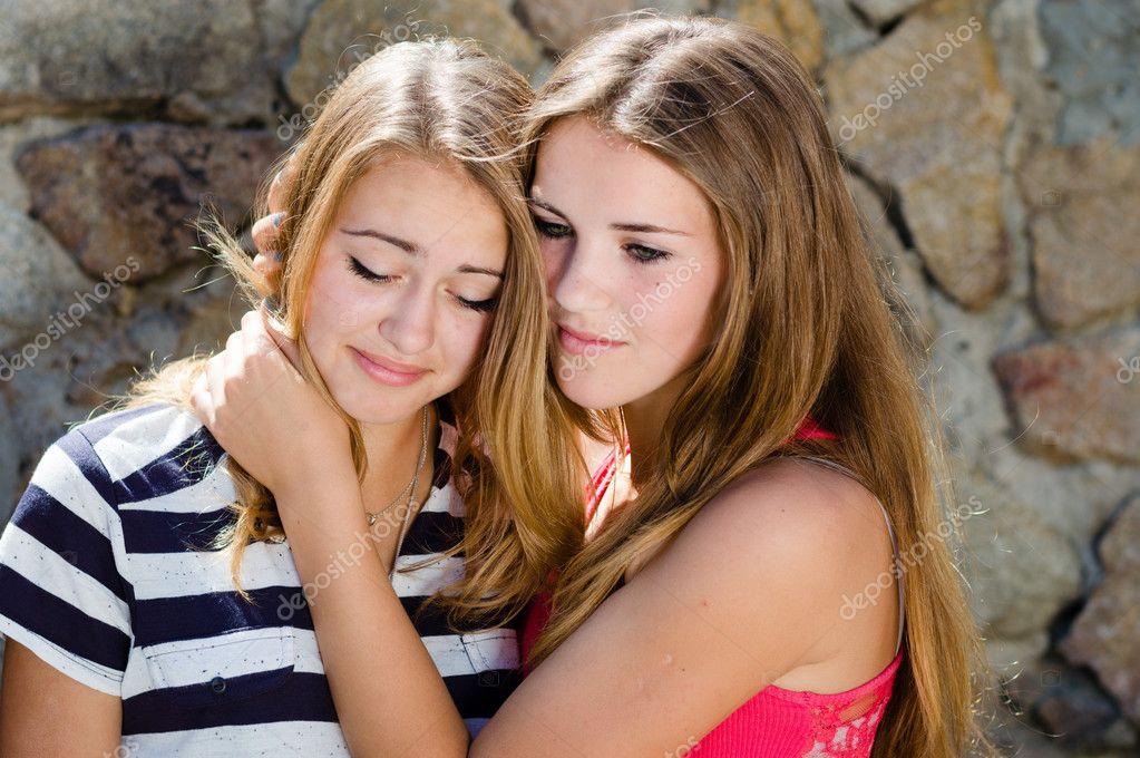Junge Girls Mit Muschihunger