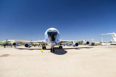 air force one in Pima Air and Space museum