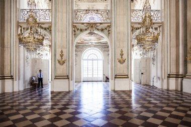 inside in nymphenburg castle, munich