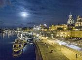 Dresda è una delle più belle città in Germania