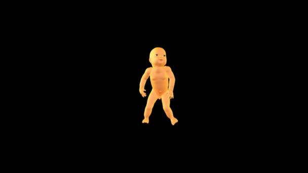 bambino ragazzo danzante hip hop