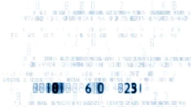 Čárový kód, zvuk zahrnout čísla