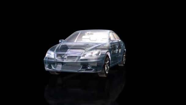 Luxus autó, morfium, Szélcsatorna