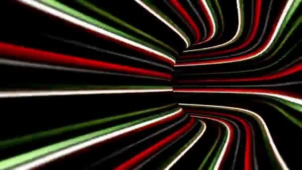 vysoká rychlost technologických lehké tahy tunel