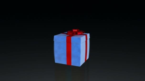virtual gift box