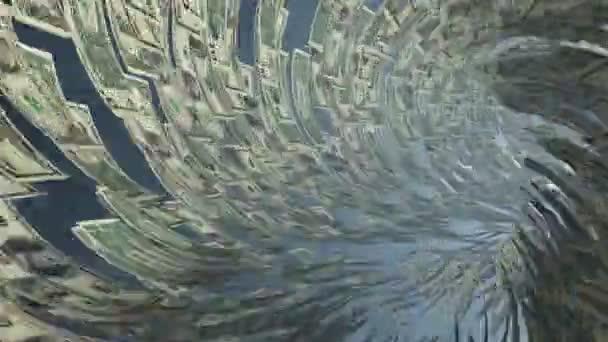 nás dolar měny tunelem proletět, květ