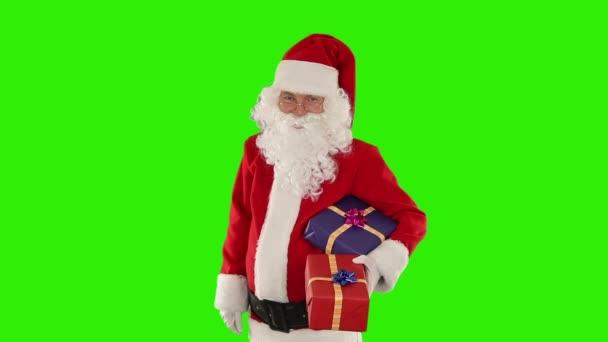 Santa claus dárky hospodářství