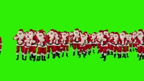 Santa claus dav tanec