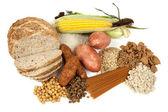 Komplexní sacharidy potravinové zdroje