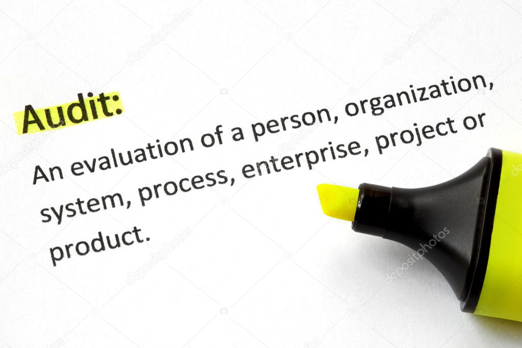 Audit Definition