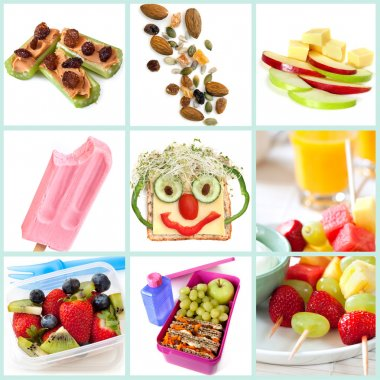 Healthy Snacking for Kids Collection