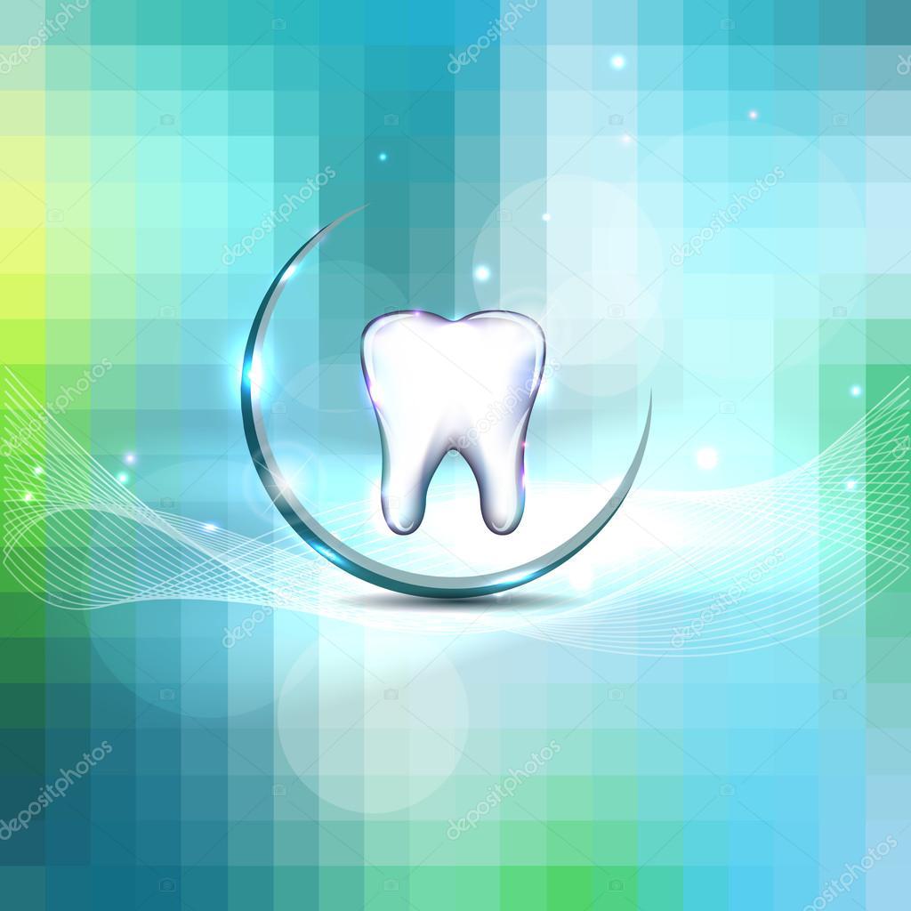 рисунок на визитку стоматолога русскому слову