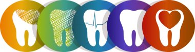 Tooth symbol set