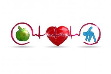 Health care symbols