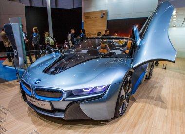 83rd Geneva Motorshow 2013 -BMW i8 Concept Car
