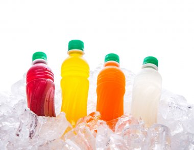 Bottled Fruit Juice Drinks