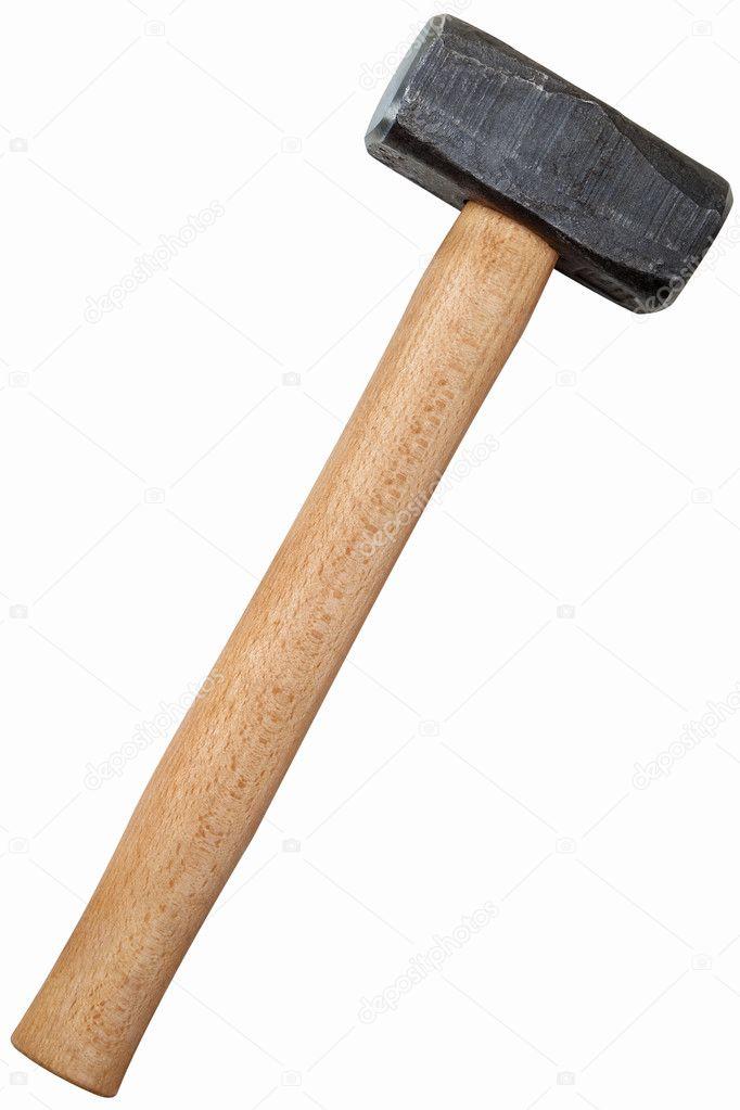 Metal sledge hammer