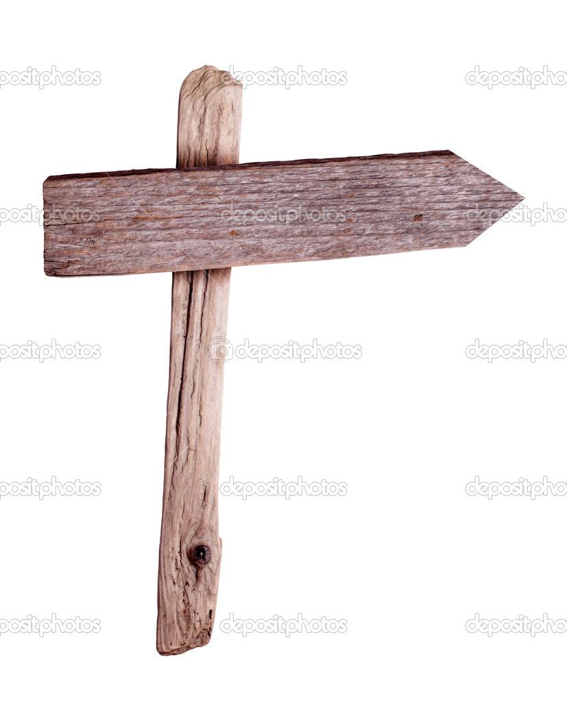 panneau en bois u2014 Photo #25699603 # Panneau Directionnel Bois