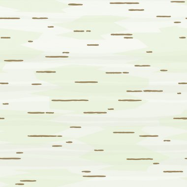 Birch bark seamless pattern